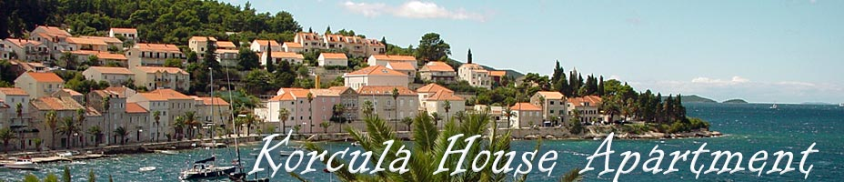 Korcula House Apartment